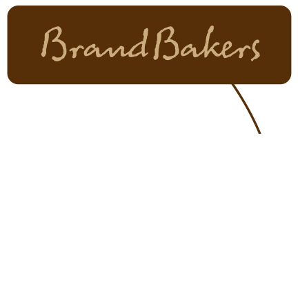 Brand Bakers Contact Logo