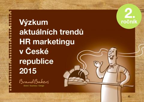 Aktuální trendy HR marketingu v ČR pro rok 2015 (2. ročník)