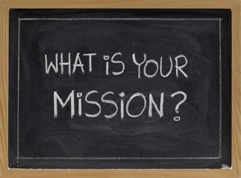 Mission statement. Bla, bla, bla nebo důvod, proč vstát ráno z postele?