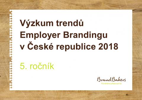 Trendy Employer Brandingu 2018