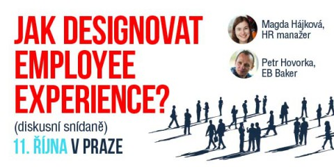 Jak designovat Employee Experience?