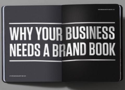 BrandBook - základ každého businessu